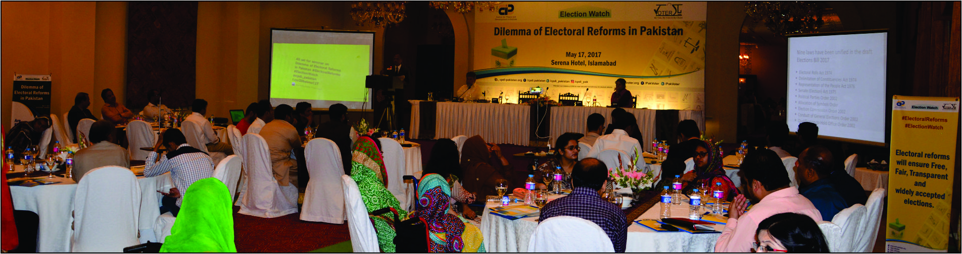 Dilemma of Electoral Reforms in Pakistan