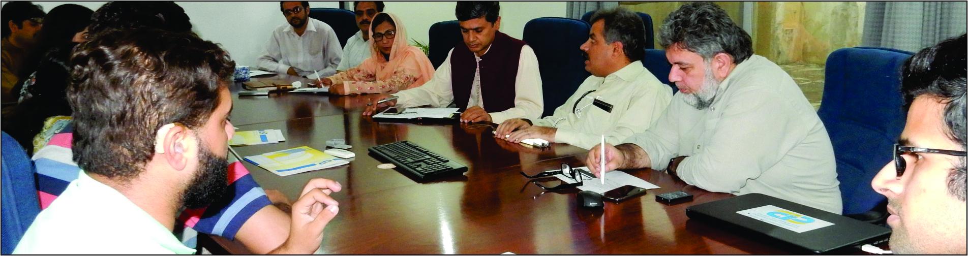 Coordination Meeting of PAIE Members